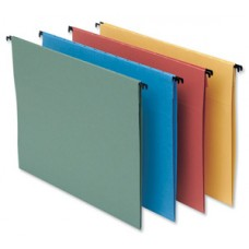 Foolscap Suspension File Colored / 25pcs