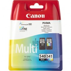 Canon PG-540/CL-541 Black & Colour Ink Cartridges / 5225B006