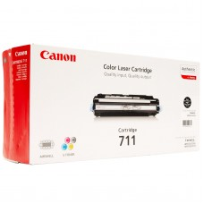 Canon 711 Black Original Toner Cartridge / 1660B002AA