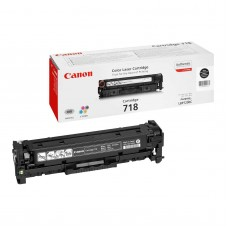 Canon 718 Original Black Toner Cartridge / 2662B002AA