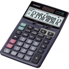 Casio JJ-120D Check Calculator