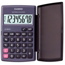 Casio LC-401LV Portable Calculator