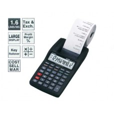 Casio Portable Printer Calculator  HR-8TM-BK-A