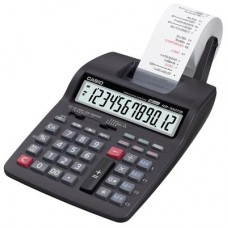 Casio Portable Printer Calculator HR-100TM-BK-A