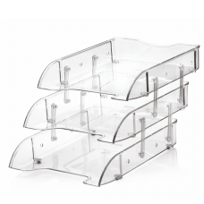 Cassa 3 Layers Document File Tray