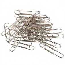 Class Stainless Steel Paper Clips 33mm / 100pcs