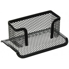Deli Metal Mesh Business Card Holder No.W39866