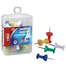 Deli Colored Push Pins