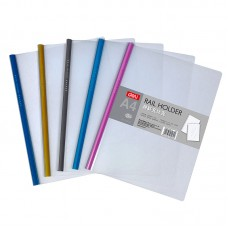 Deli Rail Folder A4 / 5pcs
