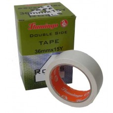 Flamingo Double-Sided Tape / 36mm x 15Y