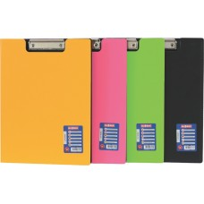 Globox Plastic Clip Board With Cover A4