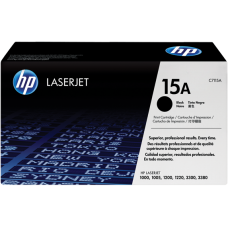 HP 15A Black LaserJet Toner Cartridge / C7115A