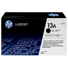 HP 13A Black LaserJet Toner Cartridge / Q2613A