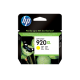 HP 920XL High Yield Yellow Original Ink Cartridge / CD974AE