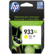 HP 933XL High Yield Yellow Original Ink Cartridge / CN056AN