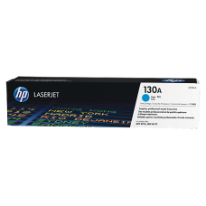 HP 130A Cyan LaserJet Toner Cartridge / CF351A