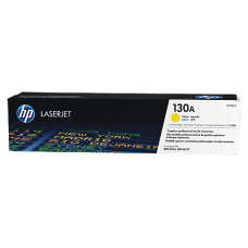 HP 130A Yellow LaserJet Toner Cartridge / CF352A