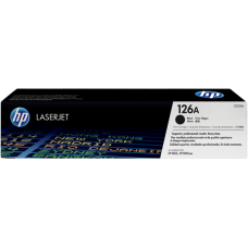 HP 126A Black LaserJet Toner Cartridge / CE310A