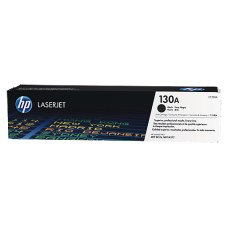 HP 130A Black LaserJet Toner Cartridge / CF350A