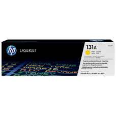 HP 131A Yellow LaserJet Toner Cartridge / CF212A