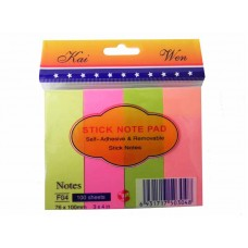 Kai Wen Sticky Note Pad F04