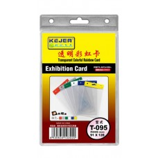 Kejea Multifunction ID Card Holder T-095V / 10pcs