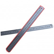 Steel Ruler 30cm / Metric and Inch