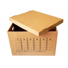 Archive Box (For 6 Box Files)