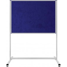 PandaPano - Mobile One-sided Fabric Board 120X90