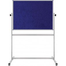 PandaPano - Mobile Two-sided Rotated Fabric Board 120X90