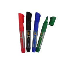 Plus Idea Refillable Whiteboard Markers