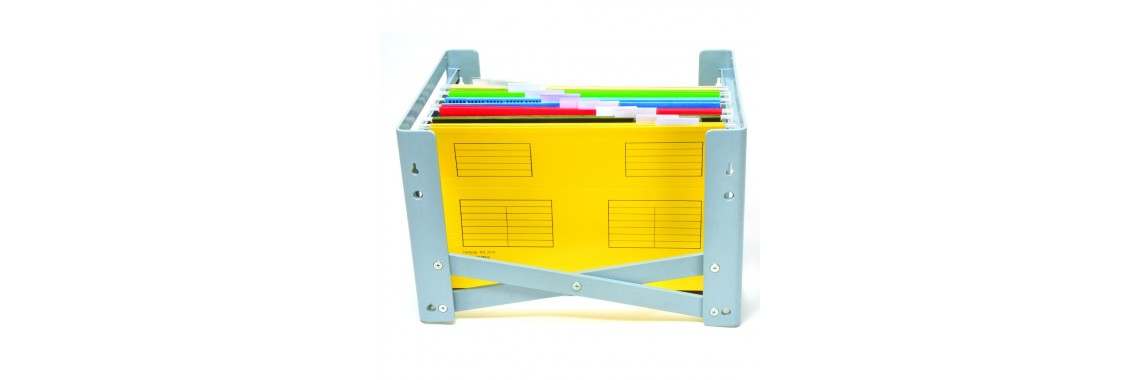 Suspension Filing Tray