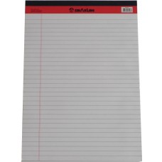 SinarLine Legal Pad White A4