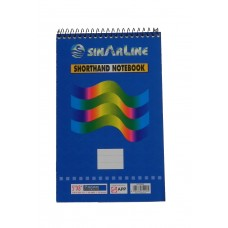 "SinarLine Shorthand Notebook 5"" x 8"""